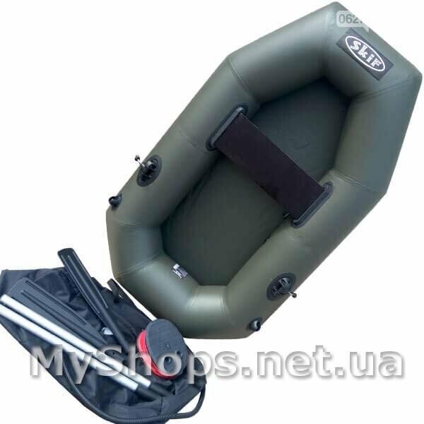 купить двухместную лодку в украине