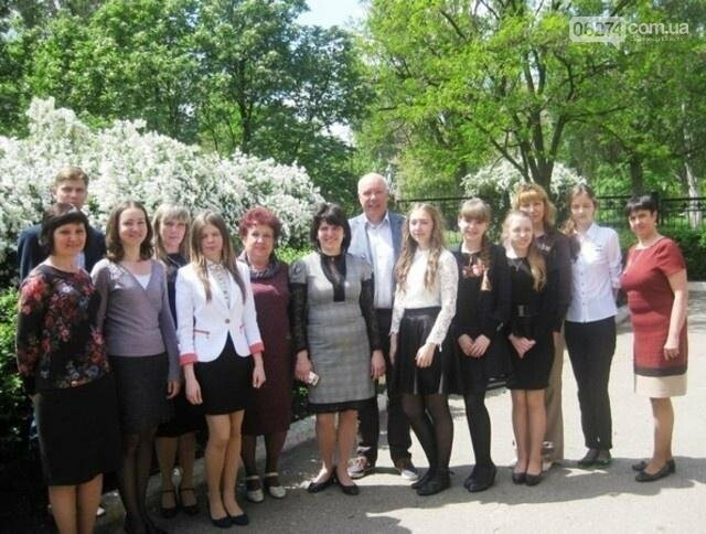 Две школы Бахмута приняли участие в литовско-украинском проекте «На пути к переменам», фото-7