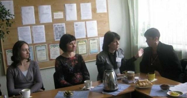 Две школы Бахмута приняли участие в литовско-украинском проекте «На пути к переменам», фото-6