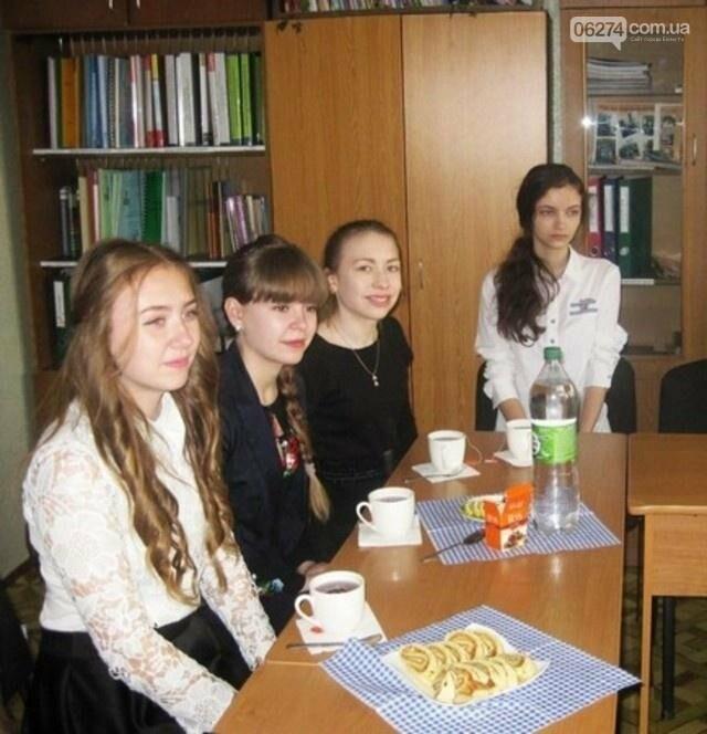 Две школы Бахмута приняли участие в литовско-украинском проекте «На пути к переменам», фото-5