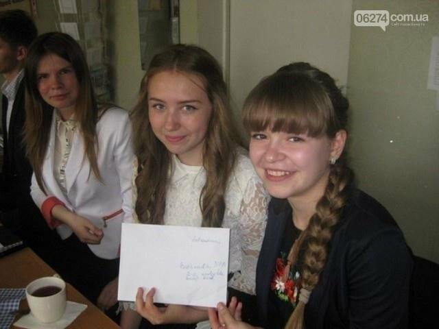 Две школы Бахмута приняли участие в литовско-украинском проекте «На пути к переменам», фото-4