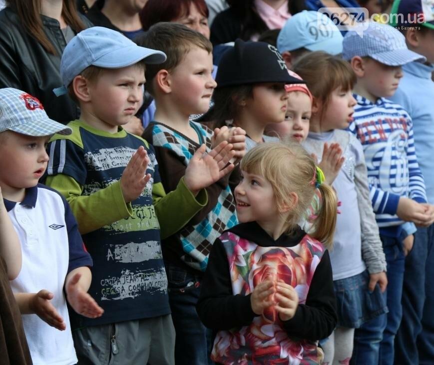 «Детское счастье» подарили жителям Восточного микрорайона (ФОТОРЕПОРТАЖ), фото-25