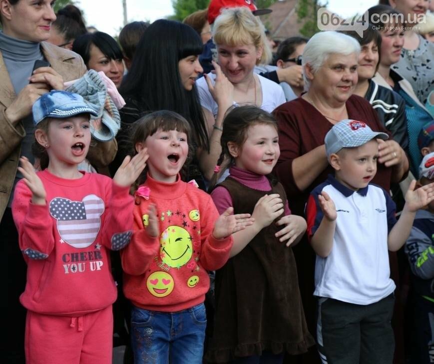 «Детское счастье» подарили жителям Восточного микрорайона (ФОТОРЕПОРТАЖ), фото-23