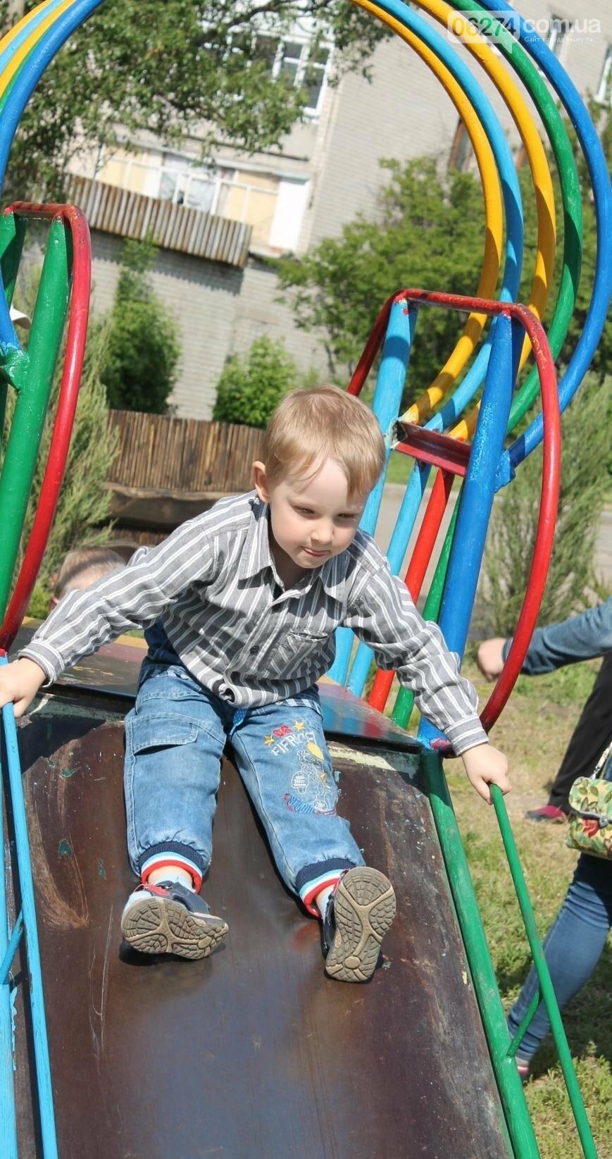 «Детское счастье» подарили жителям Восточного микрорайона (ФОТОРЕПОРТАЖ), фото-5