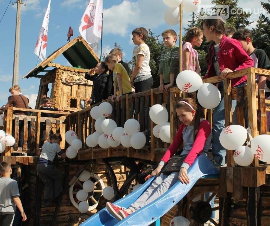 «Детское счастье» подарили жителям Восточного микрорайона (ФОТОРЕПОРТАЖ), фото-27