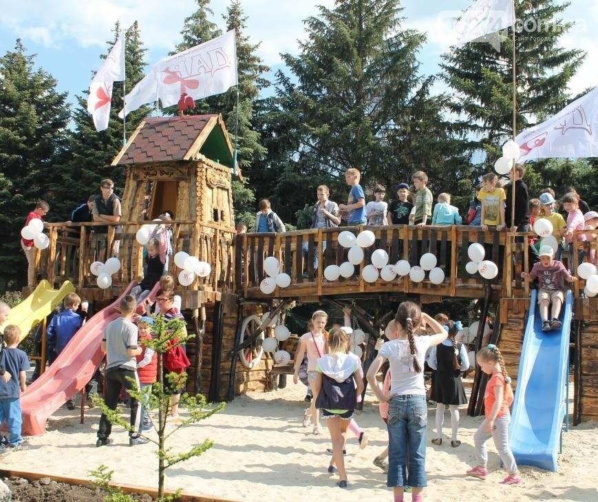 «Детское счастье» подарили жителям Восточного микрорайона (ФОТОРЕПОРТАЖ), фото-12