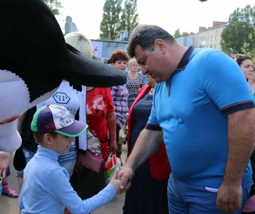 «Детское счастье» подарили жителям Восточного микрорайона (ФОТОРЕПОРТАЖ), фото-9