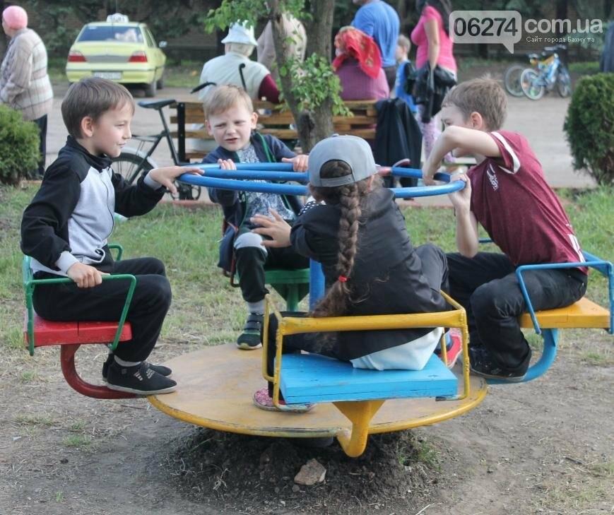 «Детское счастье» подарили жителям Восточного микрорайона (ФОТОРЕПОРТАЖ), фото-22