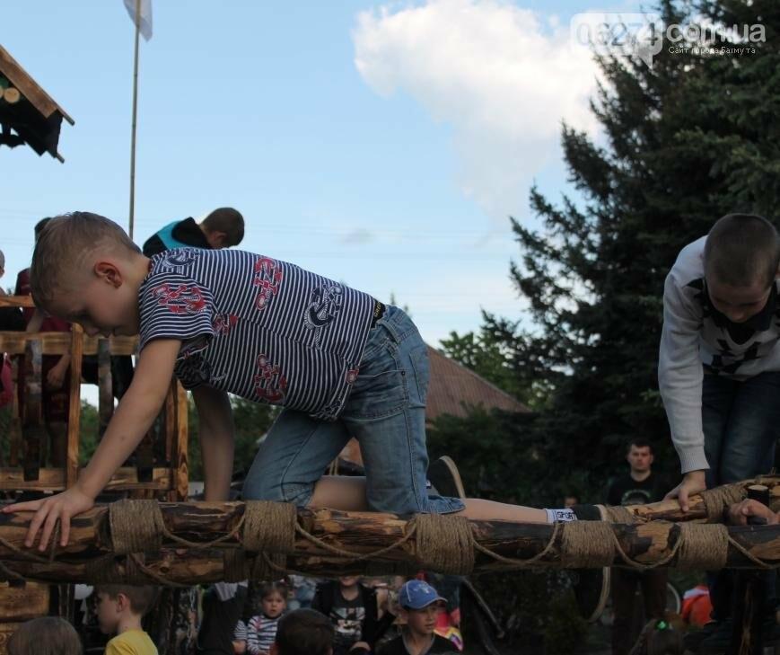 «Детское счастье» подарили жителям Восточного микрорайона (ФОТОРЕПОРТАЖ), фото-13