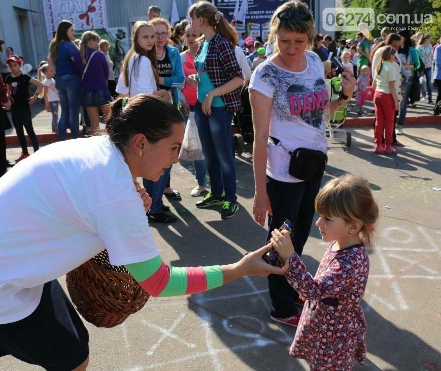 «Детское счастье» подарили жителям Восточного микрорайона (ФОТОРЕПОРТАЖ), фото-19