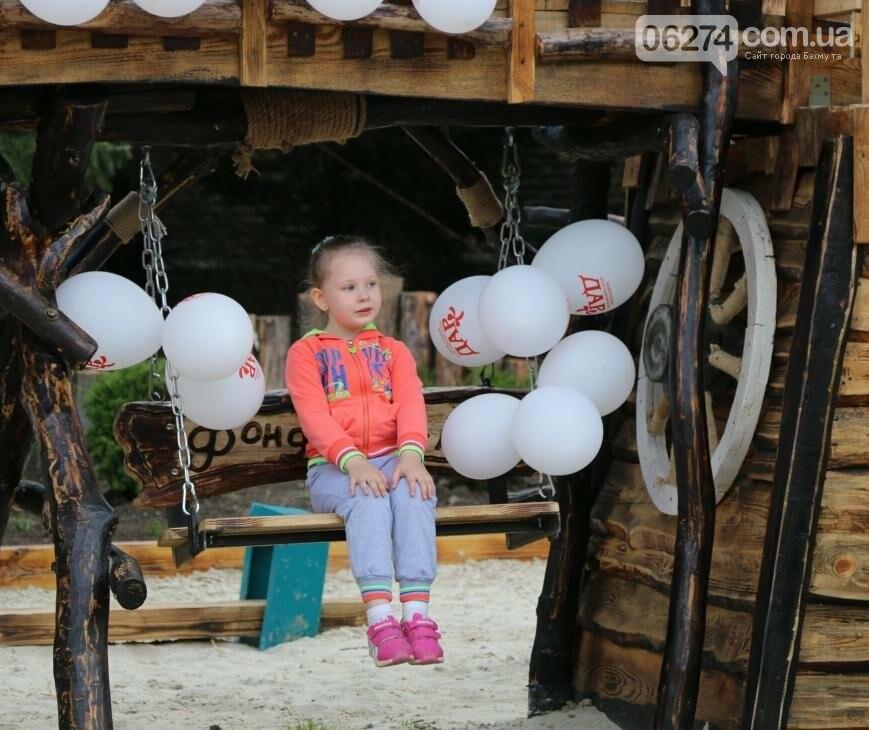 «Детское счастье» подарили жителям Восточного микрорайона (ФОТОРЕПОРТАЖ), фото-15