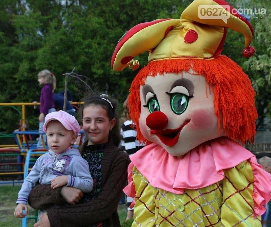 «Детское счастье» подарили жителям Восточного микрорайона (ФОТОРЕПОРТАЖ), фото-14