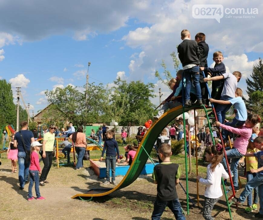 «Детское счастье» подарили жителям Восточного микрорайона (ФОТОРЕПОРТАЖ), фото-20