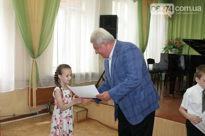 Одаренные дети Бахмута получили стипендии за свое творчество (ФОТО), фото-5