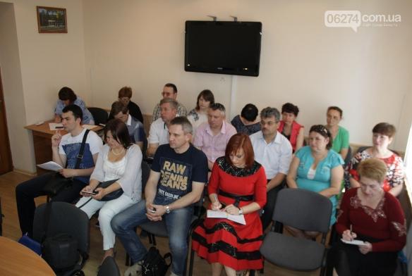 В Бахмуте обсудили перспективы реализации областной программы «Украинский Донецкий куркуль», фото-3