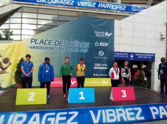 Бахмутские спортсмены завоевали две медали на Чемпионате Парижа, фото-5
