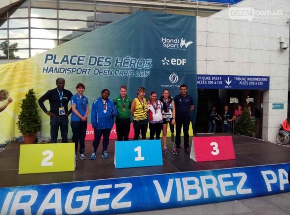 Бахмутские спортсмены завоевали две медали на Чемпионате Парижа, фото-3