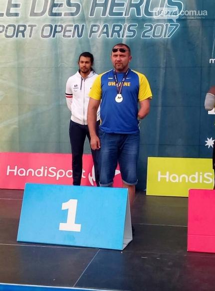 Бахмутские спортсмены завоевали две медали на Чемпионате Парижа, фото-1