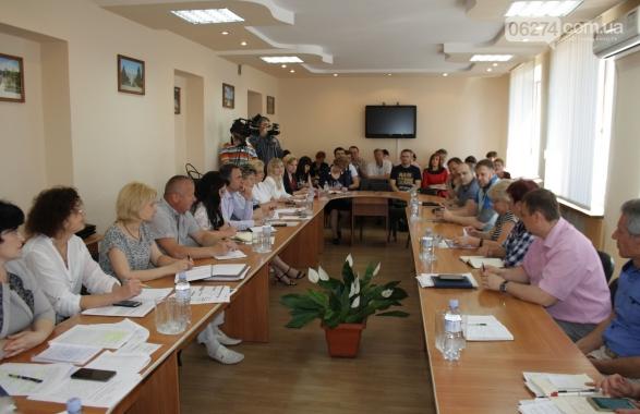 В Бахмуте обсудили перспективы реализации областной программы «Украинский Донецкий куркуль», фото-1