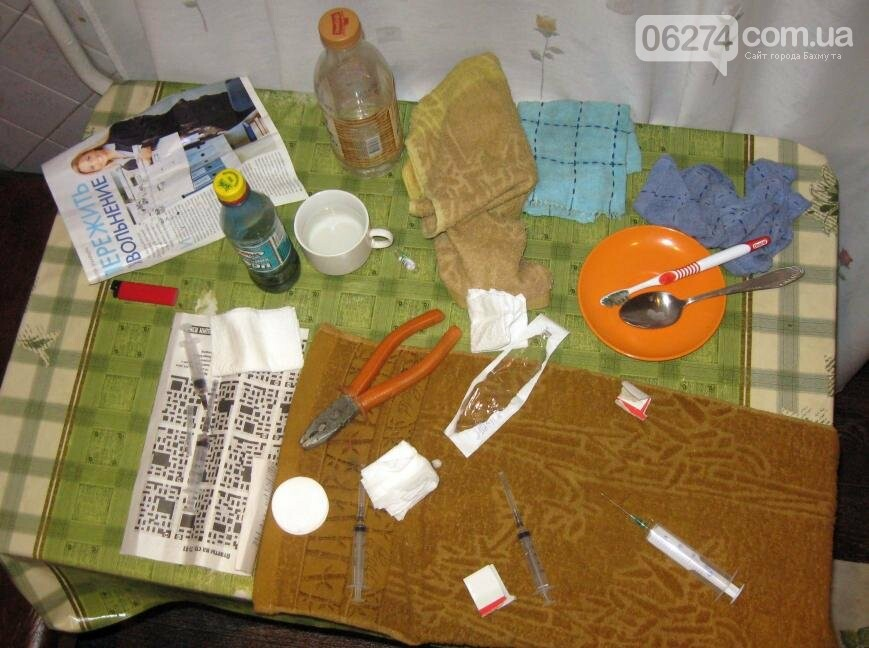 В Часовом Яре правоохранители разоблачили наркопритон (ФОТО), фото-2