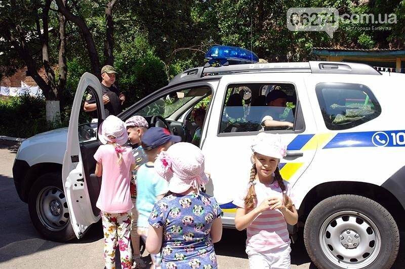 Красный свет – дороги нет: дошкольники Бахмута повторяли ПДД, фото-3