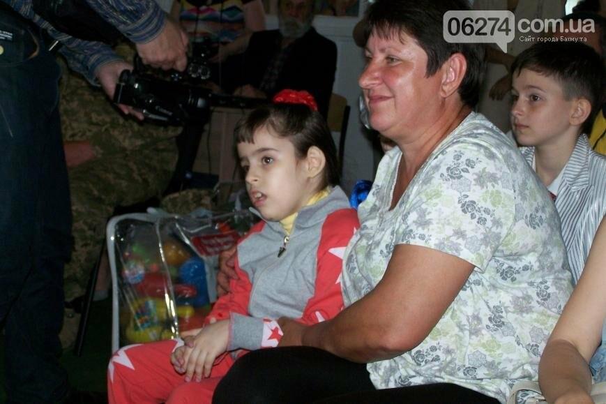 В Бахмутском районе открыт новый филиал Центра социальной реабилитации детей-инвалидов, фото-1