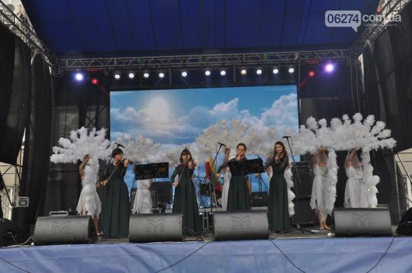 Делегация из Бахмута приняла участие в праздновании Дня Европы в Покровске, фото-14