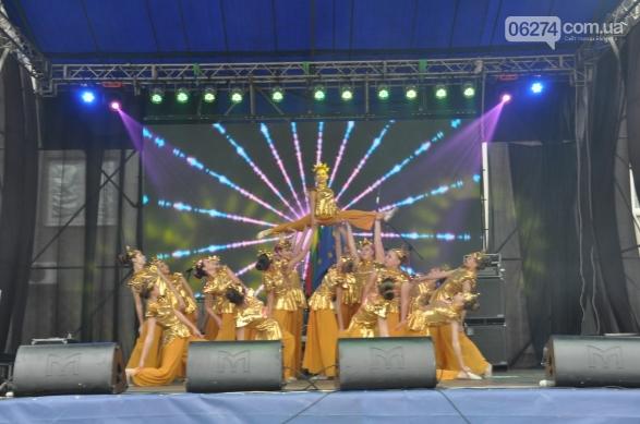 Делегация из Бахмута приняла участие в праздновании Дня Европы в Покровске, фото-12