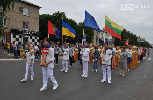 Делегация из Бахмута приняла участие в праздновании Дня Европы в Покровске, фото-3