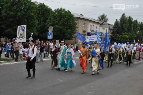 Делегация из Бахмута приняла участие в праздновании Дня Европы в Покровске, фото-6