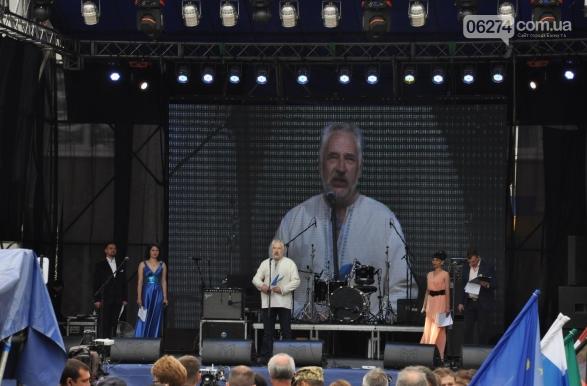 Делегация из Бахмута приняла участие в праздновании Дня Европы в Покровске, фото-10