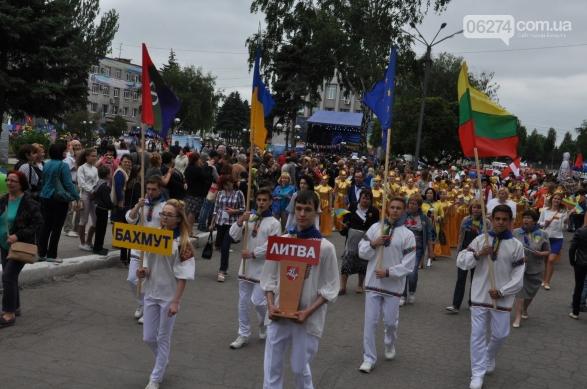 Делегация из Бахмута приняла участие в праздновании Дня Европы в Покровске, фото-2