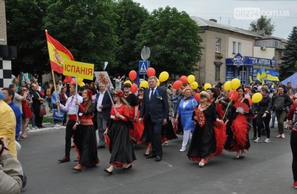 Делегация из Бахмута приняла участие в праздновании Дня Европы в Покровске, фото-8