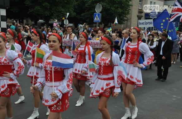 Делегация из Бахмута приняла участие в праздновании Дня Европы в Покровске, фото-7