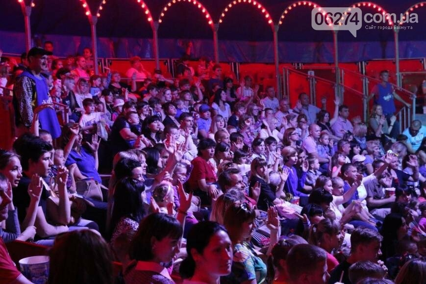 Цирковое представление от итальянцев покорило бахмутчан (ФОТО), фото-4