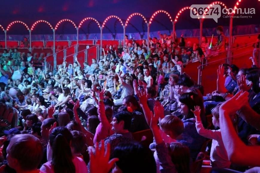 Цирковое представление от итальянцев покорило бахмутчан (ФОТО), фото-12