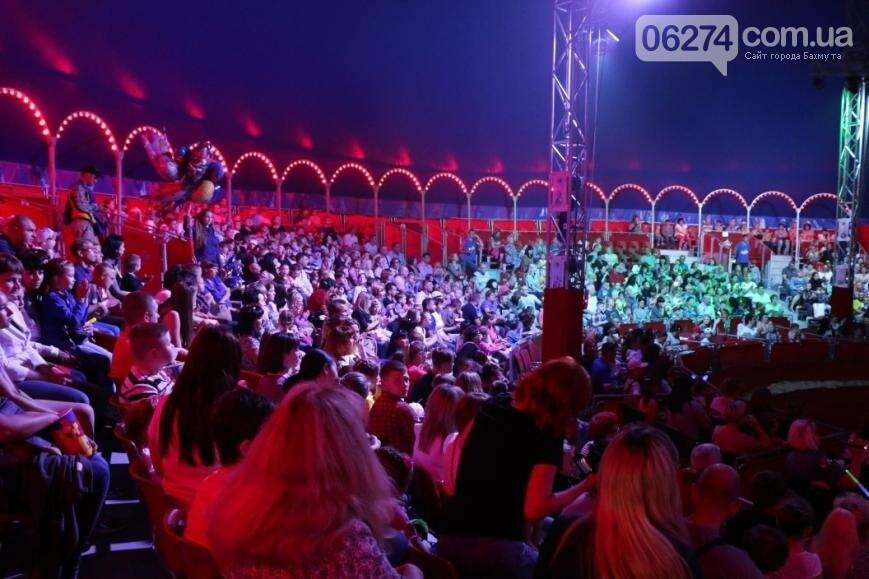 Цирковое представление от итальянцев покорило бахмутчан (ФОТО), фото-15