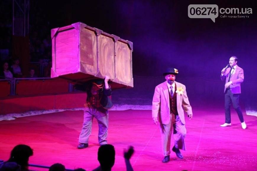 Цирковое представление от итальянцев покорило бахмутчан (ФОТО), фото-10