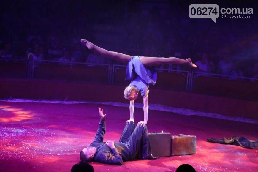 Цирковое представление от итальянцев покорило бахмутчан (ФОТО), фото-9