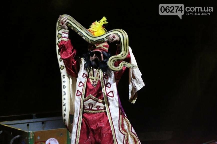 Цирковое представление от итальянцев покорило бахмутчан (ФОТО), фото-7