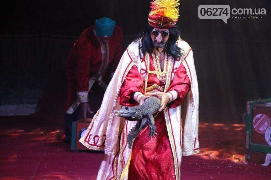 Цирковое представление от итальянцев покорило бахмутчан (ФОТО), фото-14
