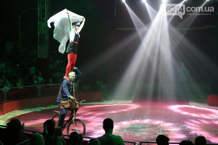 Цирковое представление от итальянцев покорило бахмутчан (ФОТО), фото-8