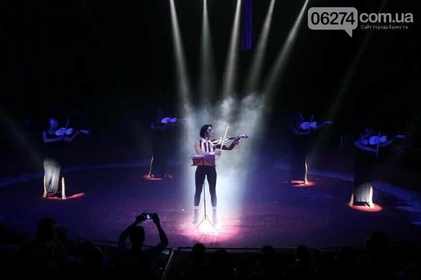 Цирковое представление от итальянцев покорило бахмутчан (ФОТО), фото-1