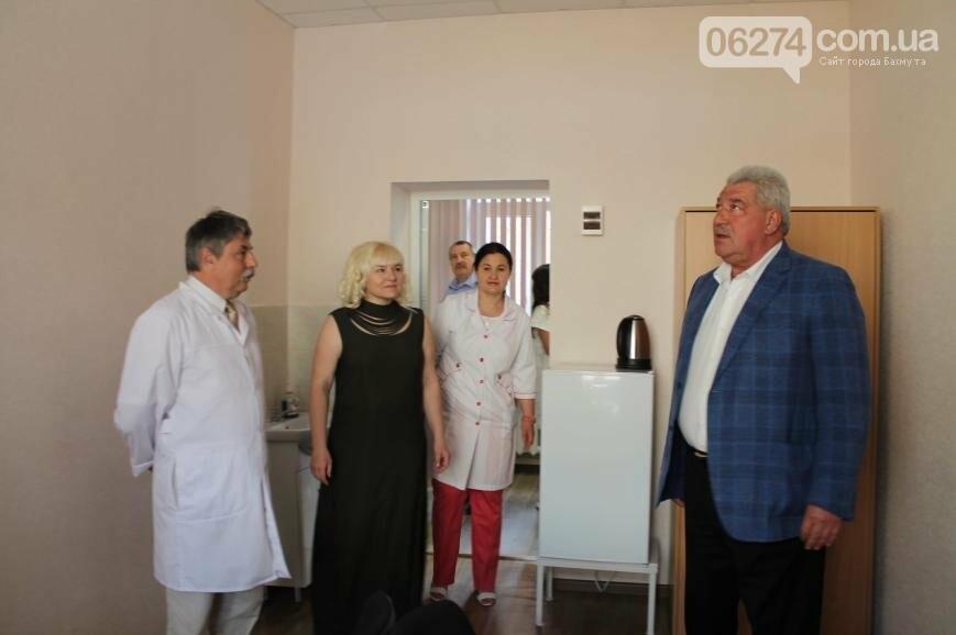 Презентация первого мини-проекта прошла в Бахмутской ЦРБ, фото-1