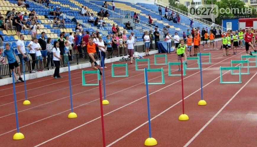 В Бахмуте прошел Всеукраинский Олимпийский день, фото-14