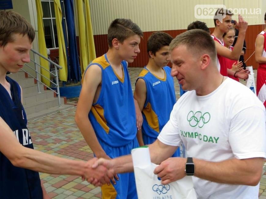В Бахмуте прошел Всеукраинский Олимпийский день, фото-6