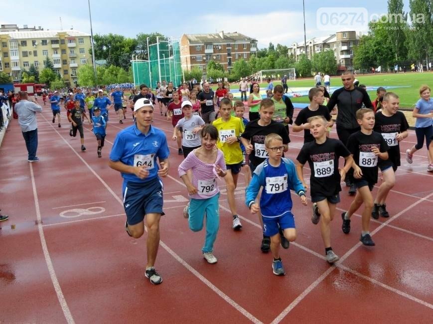 В Бахмуте прошел Всеукраинский Олимпийский день, фото-15