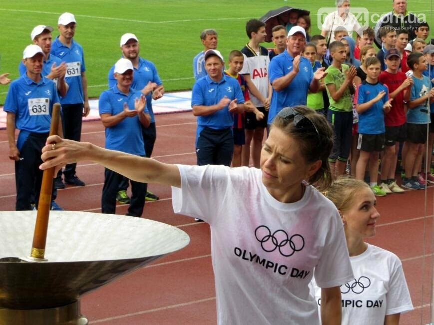 В Бахмуте прошел Всеукраинский Олимпийский день, фото-2