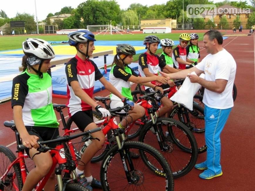 В Бахмуте прошел Всеукраинский Олимпийский день, фото-5
