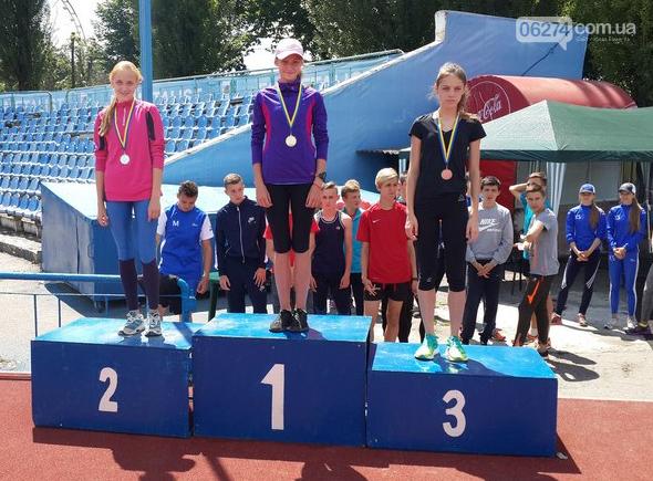 Бахмутчане достойно выступили на Чемпионате Украины по легкой атлетике, фото-2